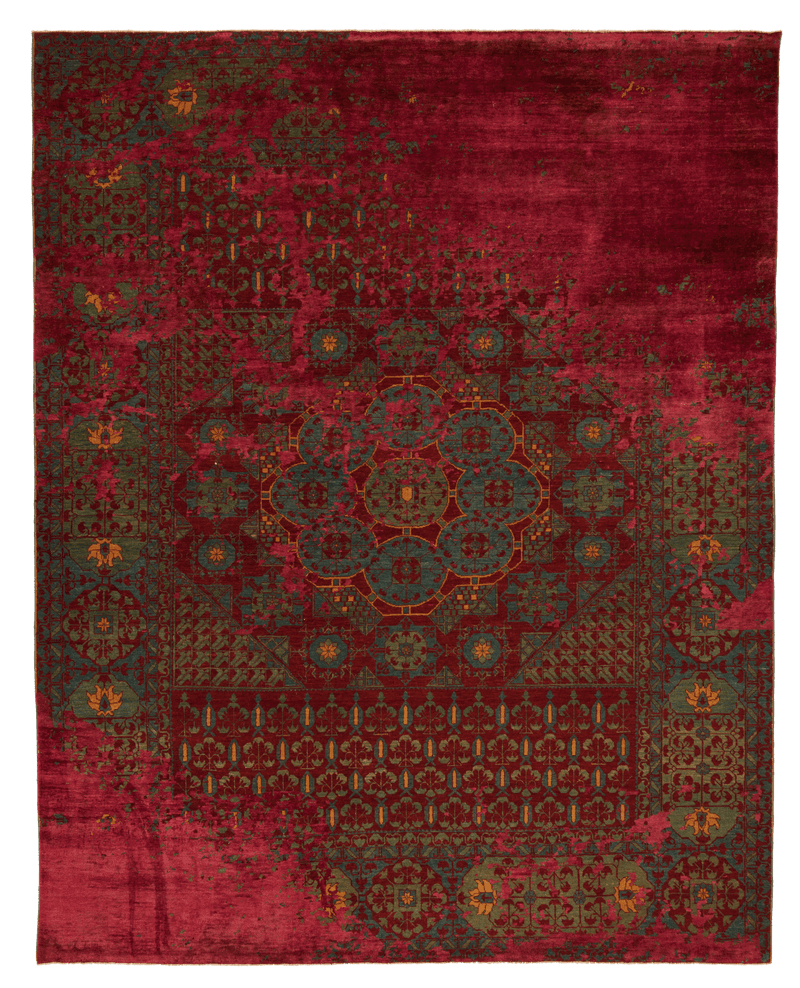 Picture of a Mamluk Kensignton Raved rug