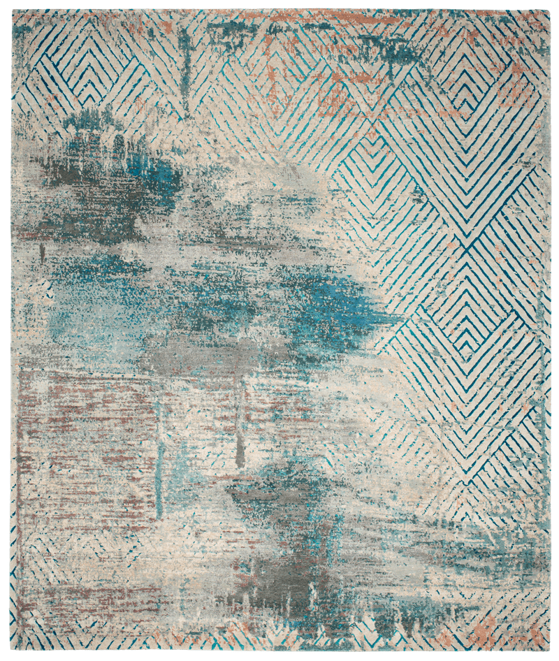 Picture of a Artwork 22 GM 3 Flow rug