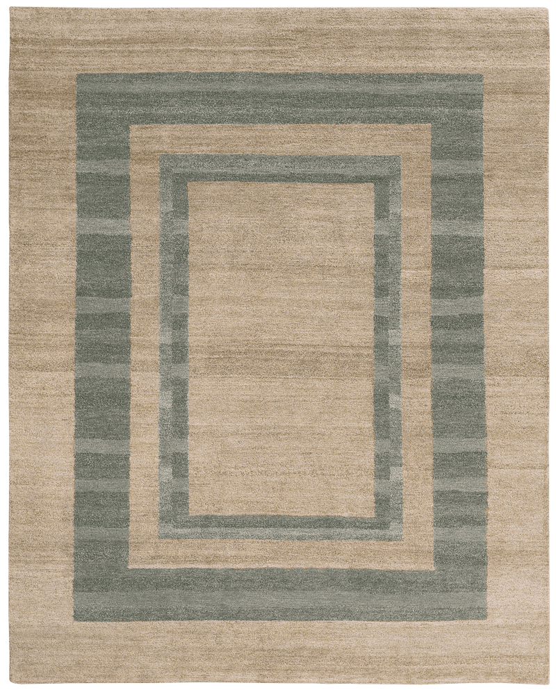 Picture of a Triple Border rug