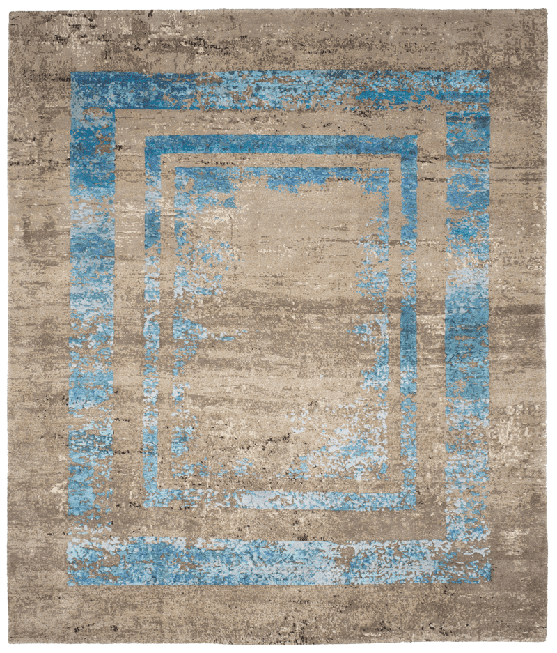 Picture of a Artwork 27 Triple Border rug