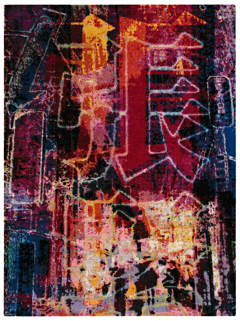 Picture of a Tokyo 9 rug