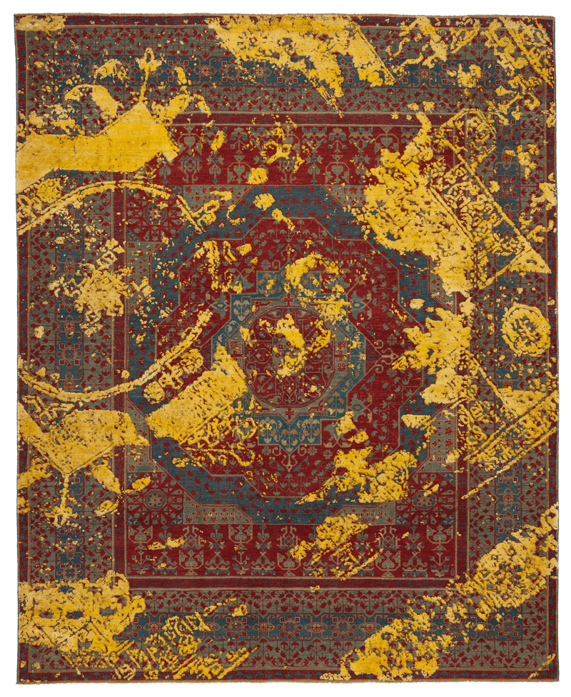 Picture of a Mamluk Farringdon Tagged rug
