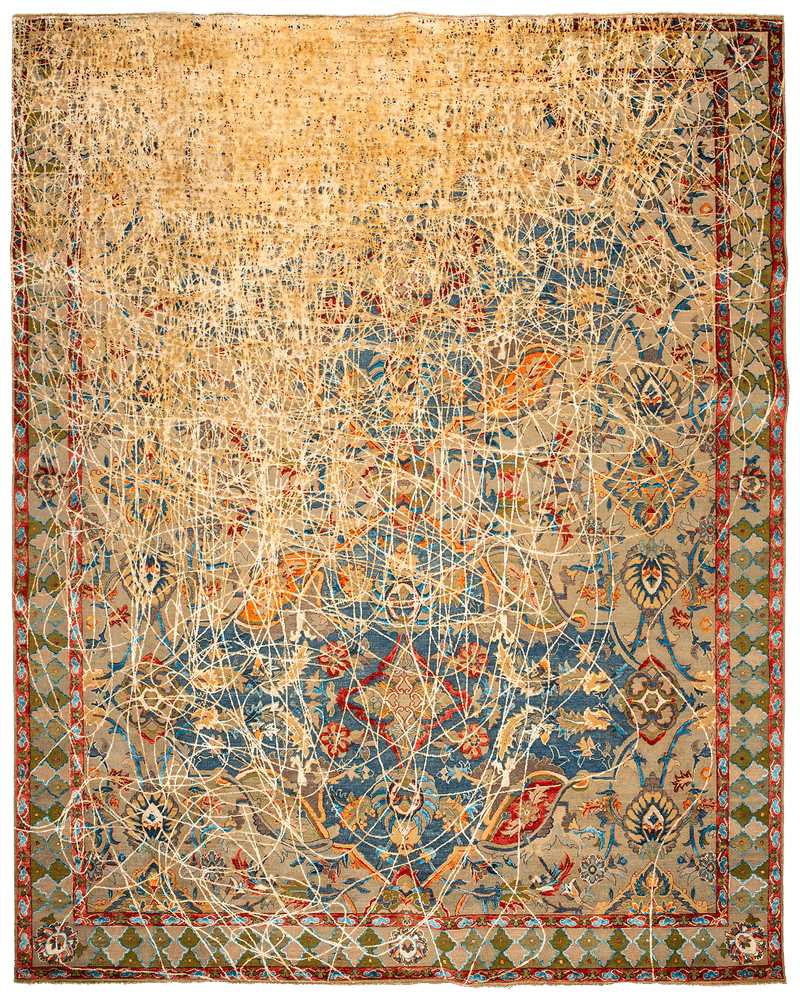 Picture of a Polonaise Stanford Tohuwabohu rug