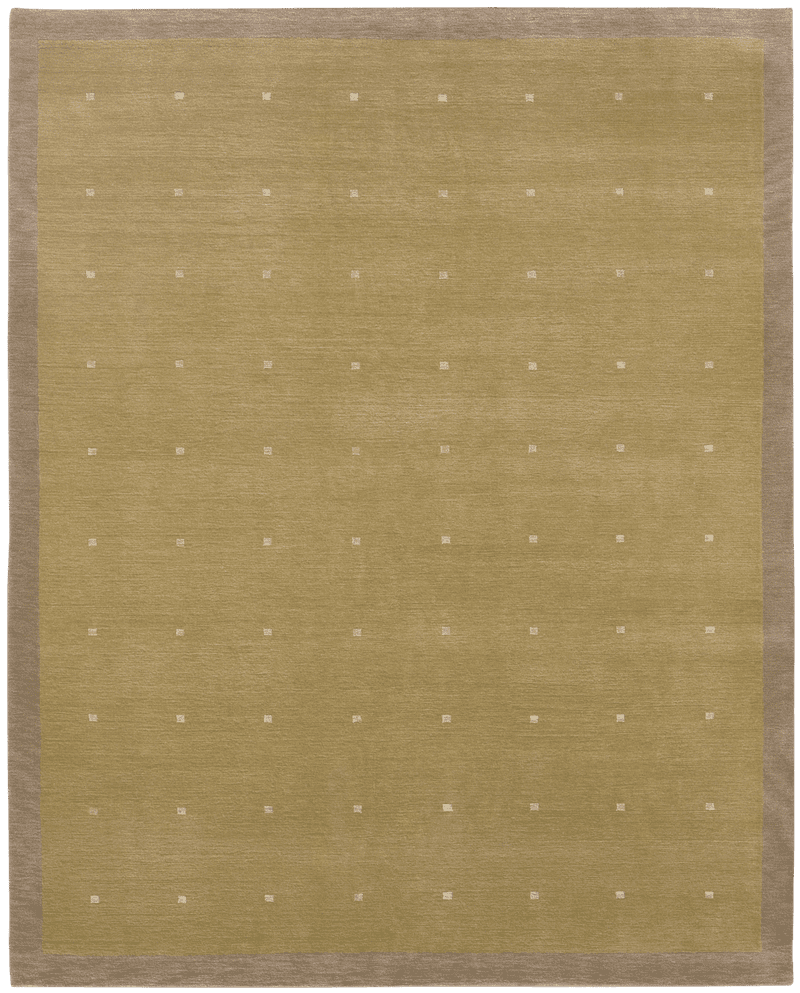 Picture of a Symbol Border rug