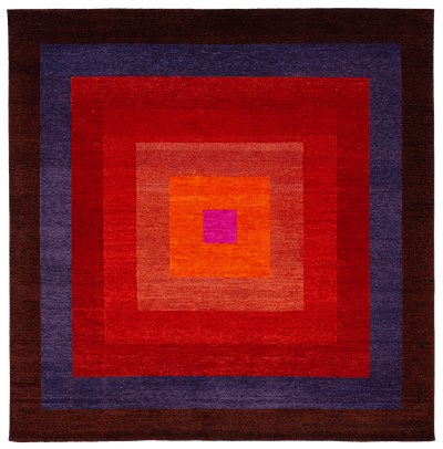 Picture of a Yantra 7 Border rug