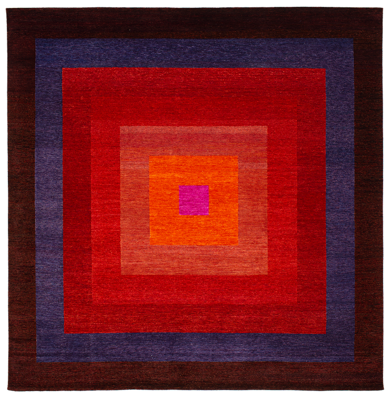 Picture of a Yantra 7 rug