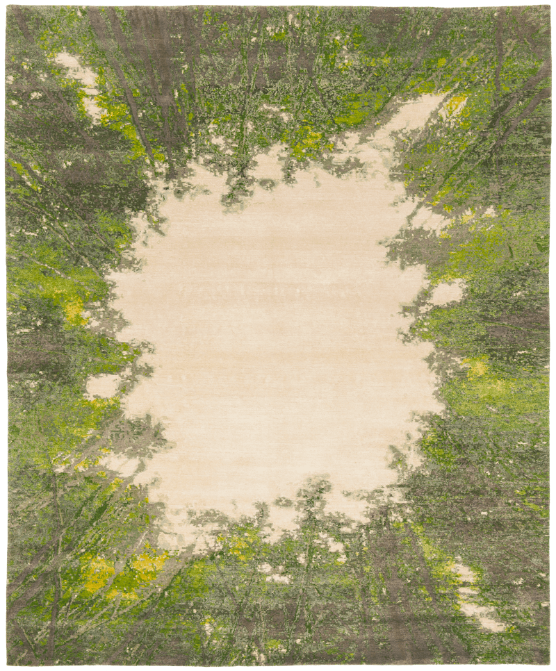 Picture of a Magic View rug