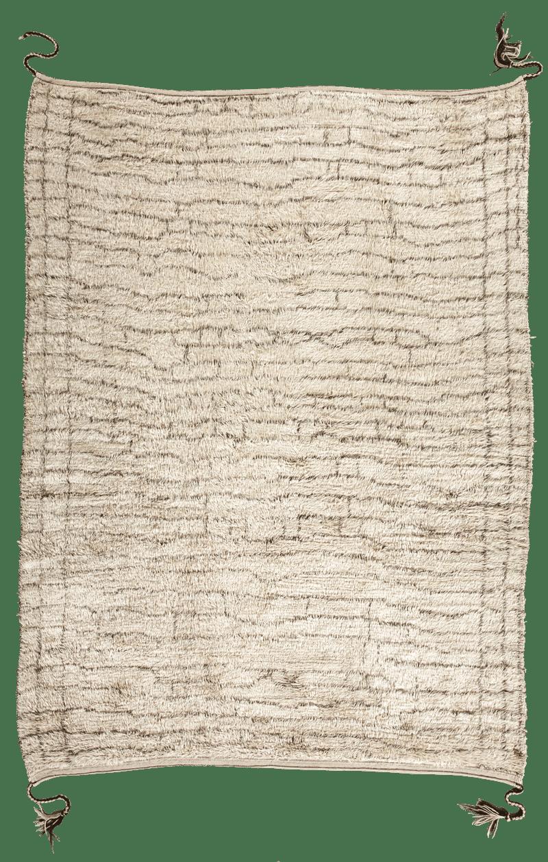 Picture of a Quarain Light rug
