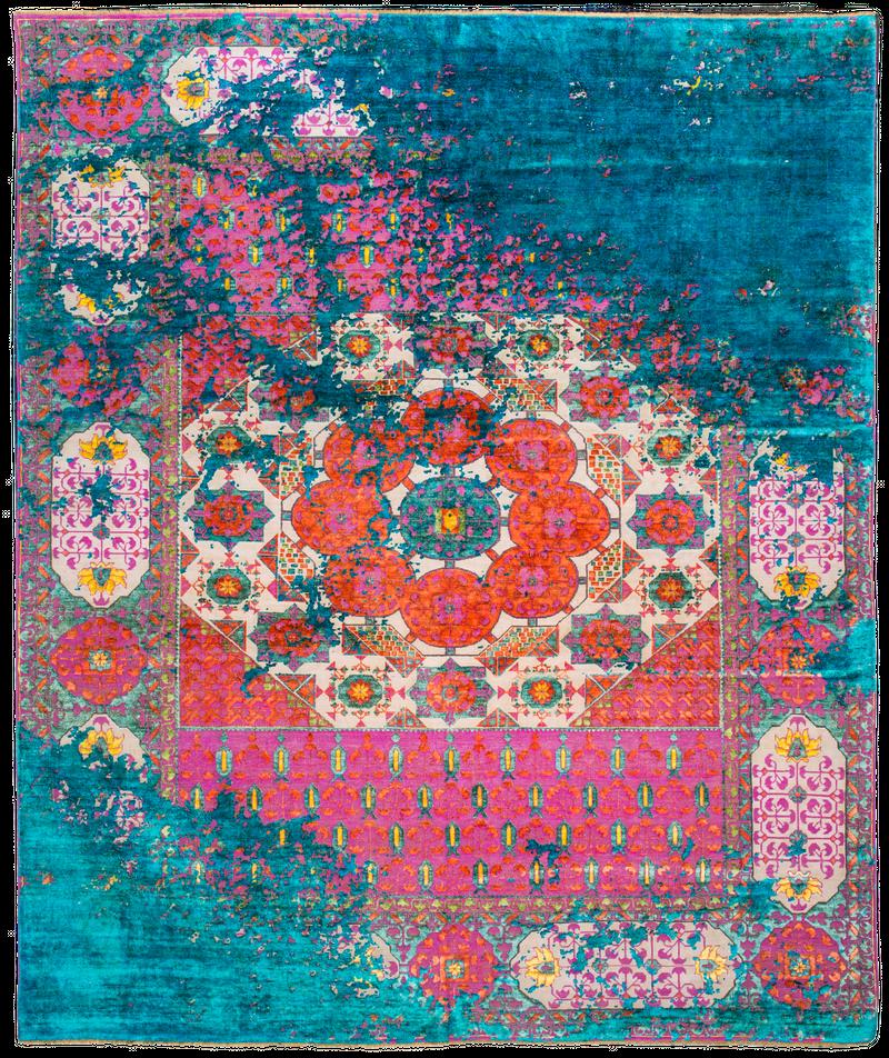 Picture of a Mamluk Kensington Raved rug