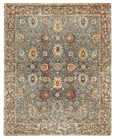 Picture of a Bidjar Paddington Dawn rug