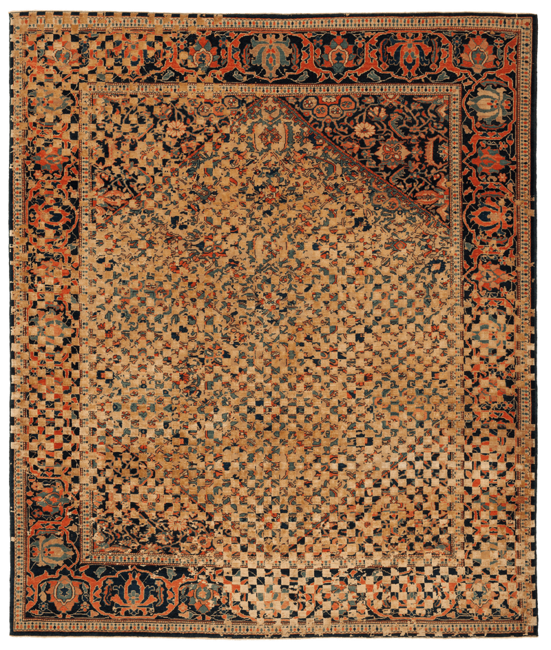 Picture of a Serapi Queensbury CR rug