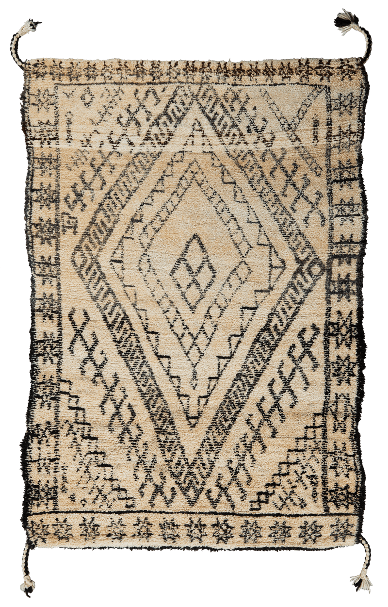 Picture of a Old rug