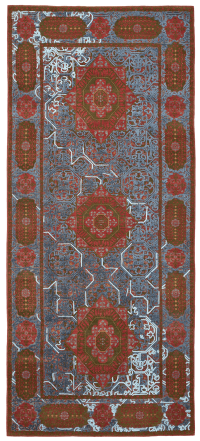 Picture of a Sekizgen rug