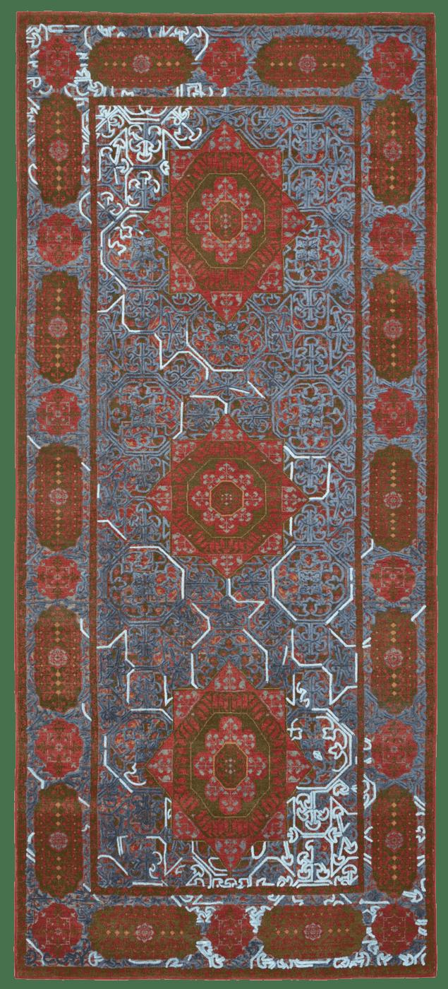 Picture of a Sekizgen rug