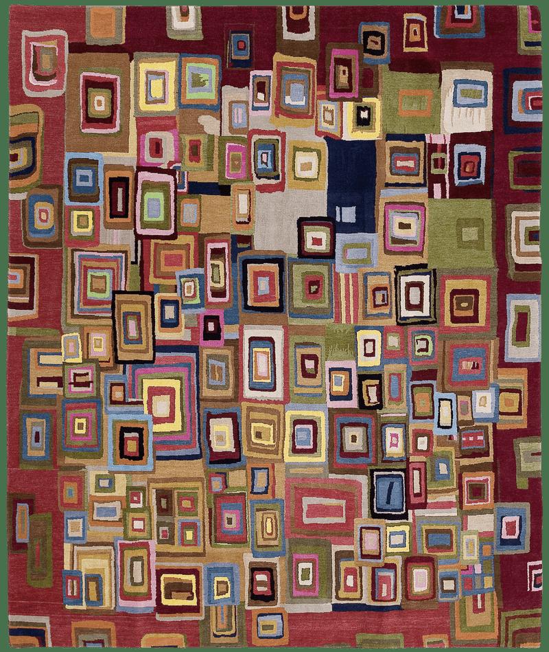Picture of a Kaju rug