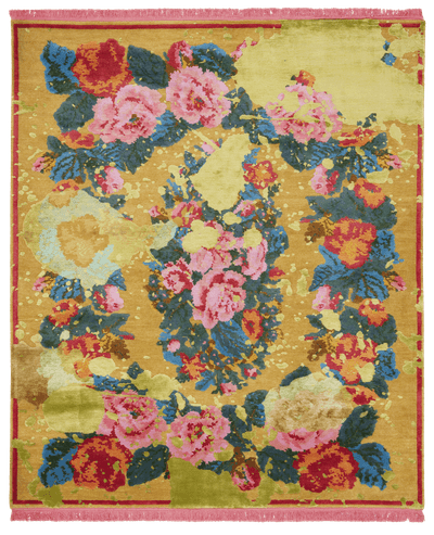 Picture of a Janka Splashed rug