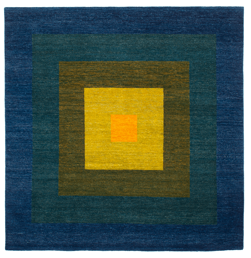 Picture of a Yantra 5 Border rug