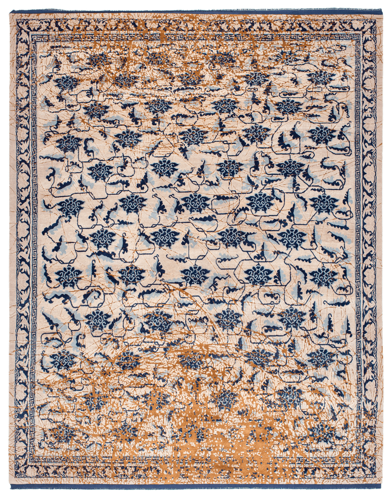 Picture of a Lotus Jointed rug