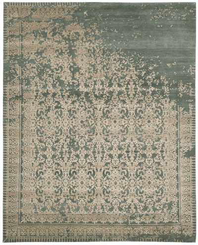 Picture of a Ferrara Rocked rug