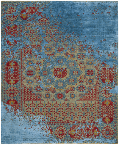 Picture of a Mamluk Kensington Raved rug