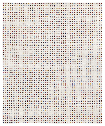 Picture of a Dots rug