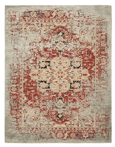 Picture of a Serapi Victoria Pleasure rug