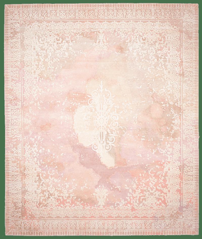 Picture of a Cst Ferrara Cloud Spec Rocked rug