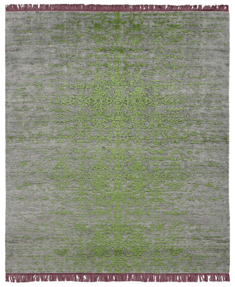 Picture of a Milano Radi Stomped rug