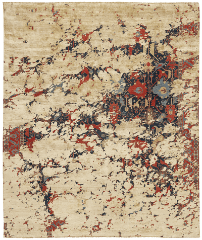Picture of a Bidjar Leyton Aerial rug