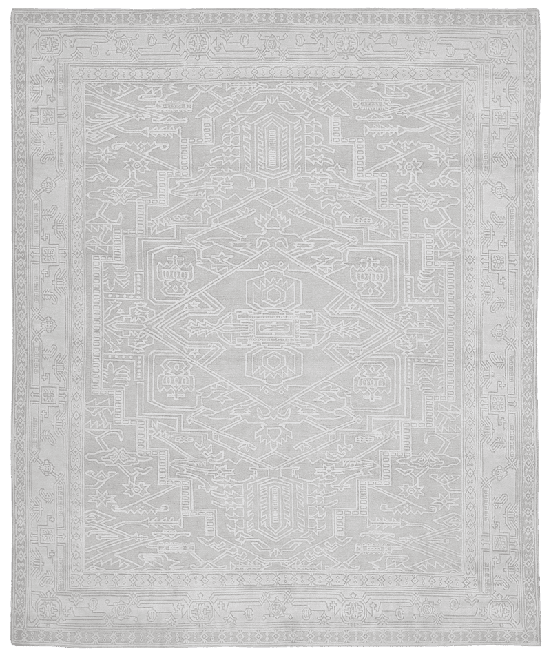 Picture of a Heriz rug