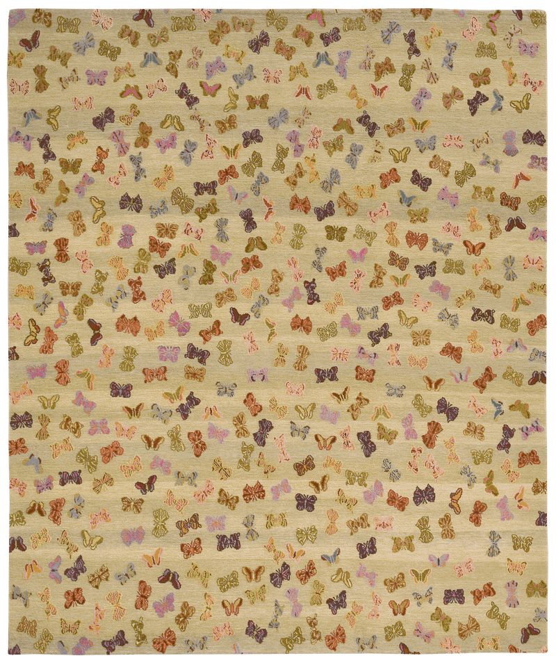Picture of a Little Butterfly rug