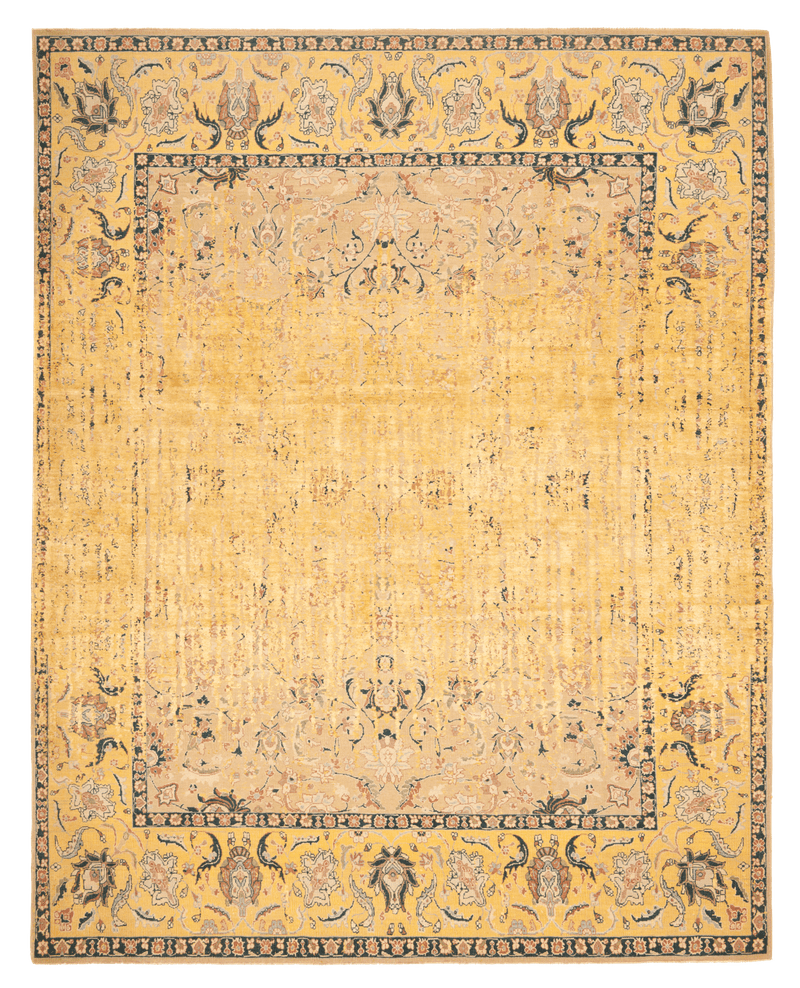 Picture of a Agra Westend Double Vend. rug