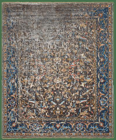 Picture of a Polonaise Redbridge Tohuwabohu rug