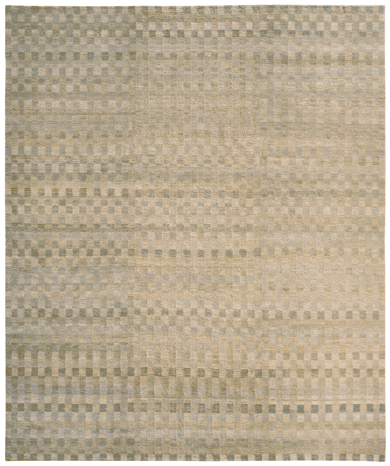 Picture of a Mauro Checkerboard rug
