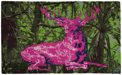 Picture of a Where is Bambi rug