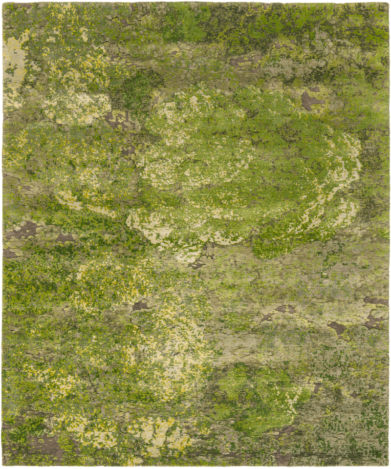 Picture of a Aerial Forest rug