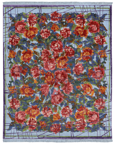 Picture of a Sofianka Allover Wrapped rug