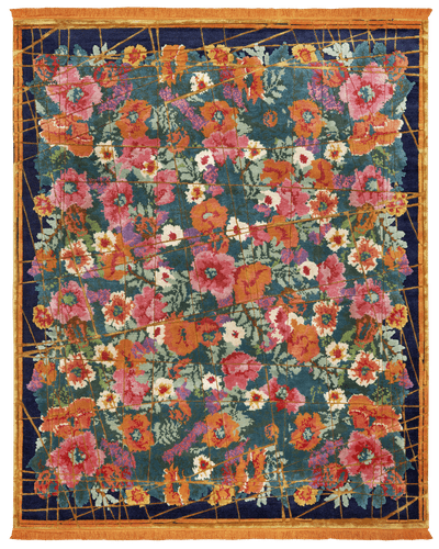 Picture of a Scarlenka Allover Wrapped rug
