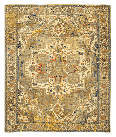 Picture of a Serapi Westminster Artwork 21 rug