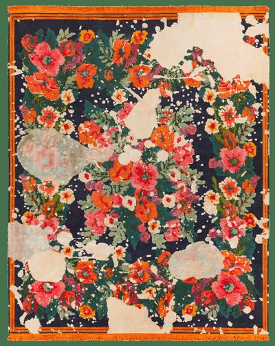 Picture of a Scarlenka Splashed rug