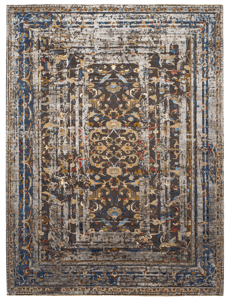 Picture of a Polonaise Redbridge Frame rug