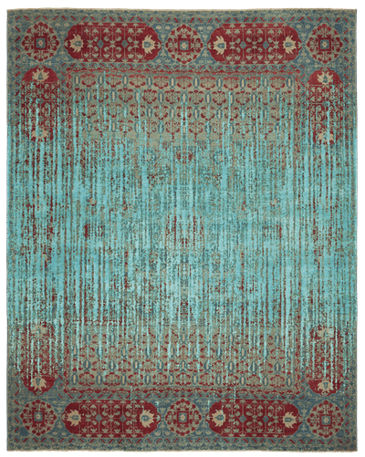 Picture of a Mamluk Kensington Double Vendetta rug