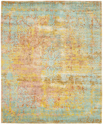Picture of a Ferrara Artwork Special Rocked rug