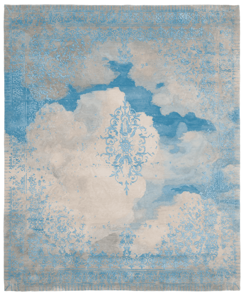 Picture of a Ferrara Cloud Special Rocked rug