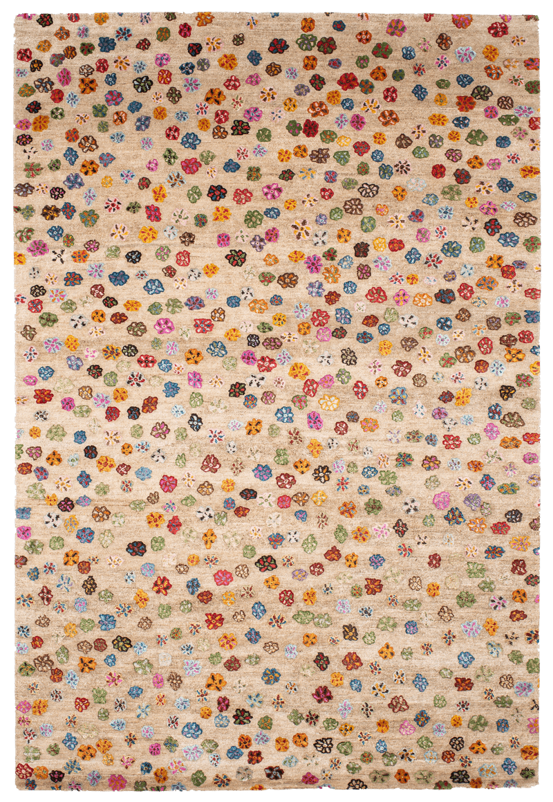 Picture of a Mauro Little Flowers rug