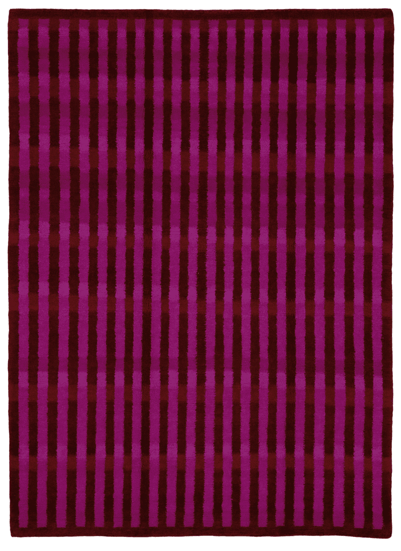 Picture of a Gamba Vertical Stripes rug