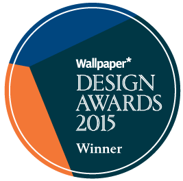Wallpaper* Design Award 2015 – Winner